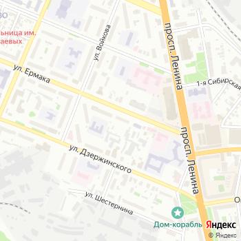 Почта с индексом 153025 на Яндекс.Картах