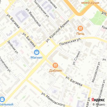 Косметичка Prof на Яндекс.Картах