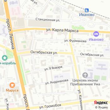 Kerama Marazzi на Яндекс.Картах