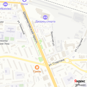 Нотариус Ермакова В.Б. на Яндекс.Картах