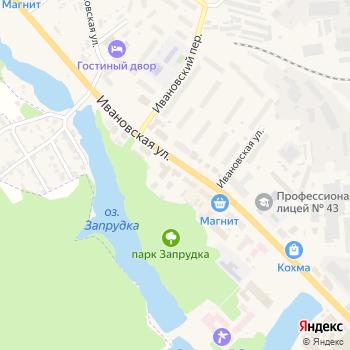 Флоранс на Яндекс.Картах