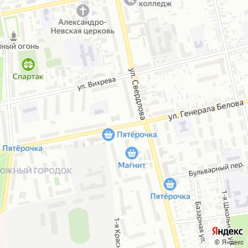 Почта с индексом 155912 на Яндекс.Картах