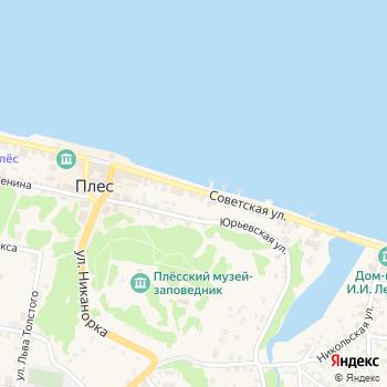 Почта с индексом 155557 на Яндекс.Картах