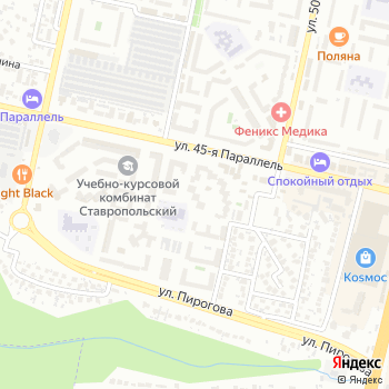 Социальная аптека на Яндекс.Картах