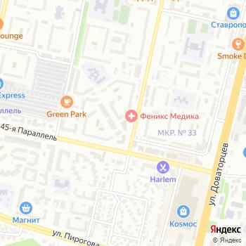 Красная Площадь на Яндекс.Картах