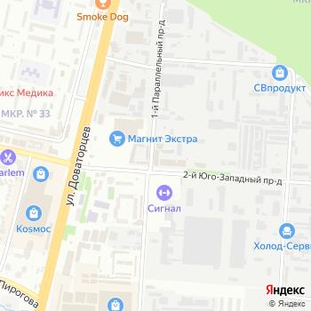 ДК на Яндекс.Картах