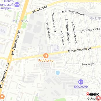 Бильярдный клуб на Яндекс.Картах