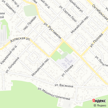 Продукты на Яндекс.Картах