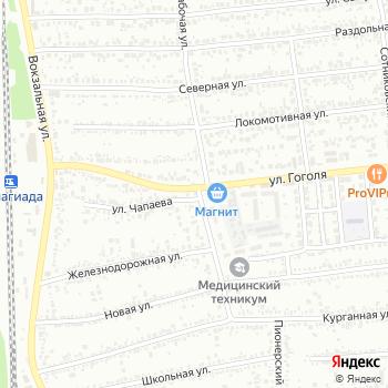 Колос на Яндекс.Картах