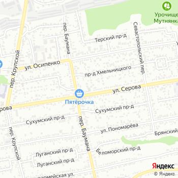 Сладкий рай на Яндекс.Картах