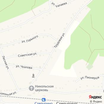 Почта с индексом 607120 на Яндекс.Картах