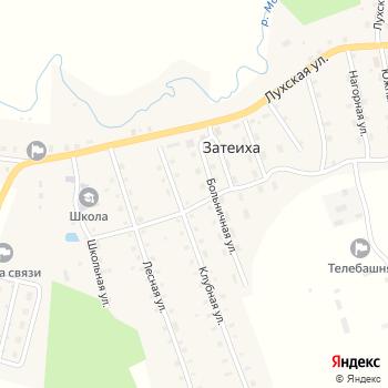 Почта с индексом 155370 на Яндекс.Картах