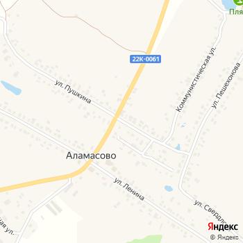 Почта с индексом 607354 на Яндекс.Картах
