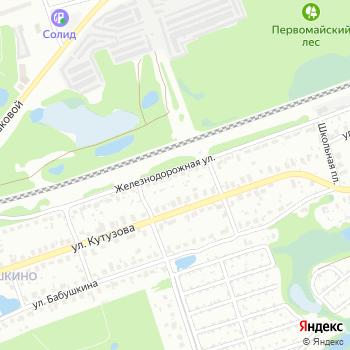Почта с индексом 606930 на Яндекс.Картах