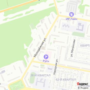Квазар на Яндекс.Картах