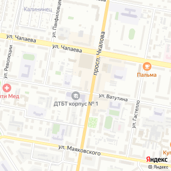 Центр экспертизы и оценки на Яндекс.Картах