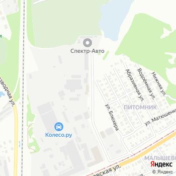 Континент Авиа на Яндекс.Картах