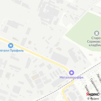 Реммаш-НН на Яндекс.Картах
