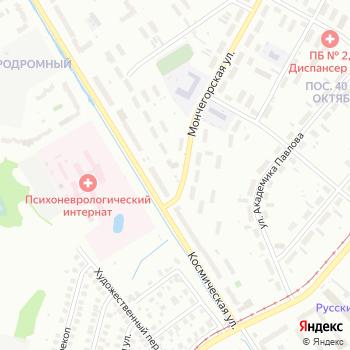 Клен на Яндекс.Картах