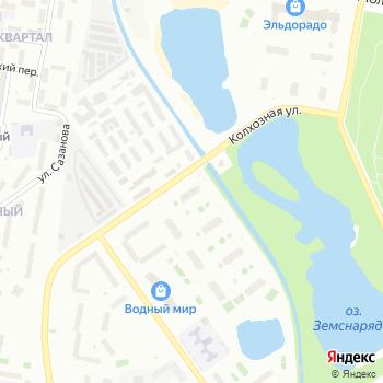 Магазин цветов и керамики на Яндекс.Картах