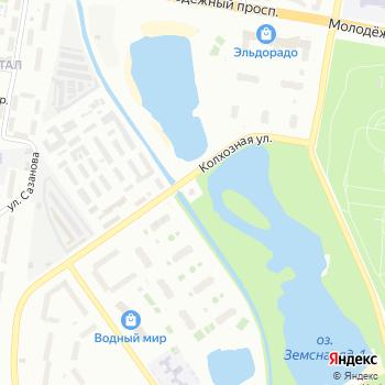 Лябруска на Яндекс.Картах