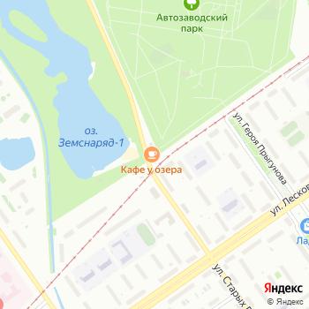 У озера на Яндекс.Картах