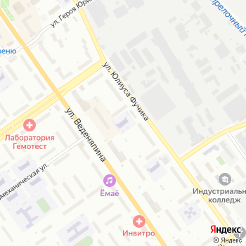 Детский сад №80 на Яндекс.Картах