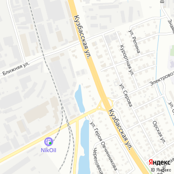 Автомойка на Кузбасской на Яндекс.Картах