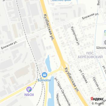 АвтоРегион НН на Яндекс.Картах