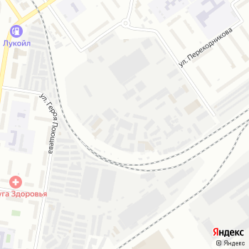 Промтех на Яндекс.Картах