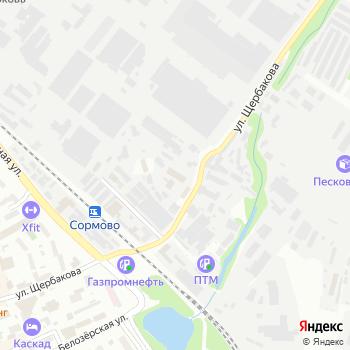 SteelTex на Яндекс.Картах