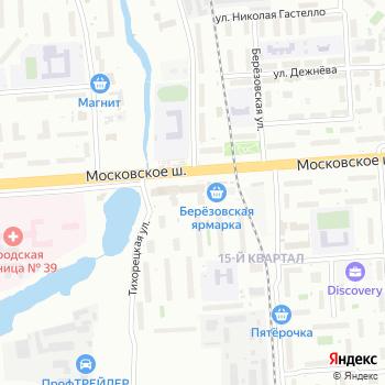 Почта с индексом 603028 на Яндекс.Картах