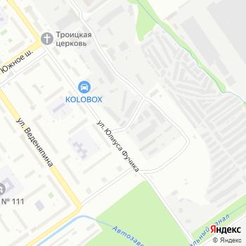 Автозаводский канализационный участок на Яндекс.Картах