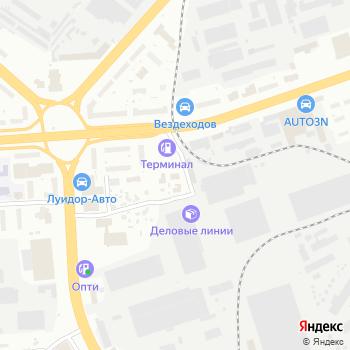 Промтехника на Яндекс.Картах