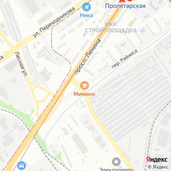 Мимино на Яндекс.Картах