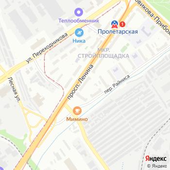 Почта с индексом 603064 на Яндекс.Картах