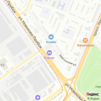 Заходи на Яндекс.Картах