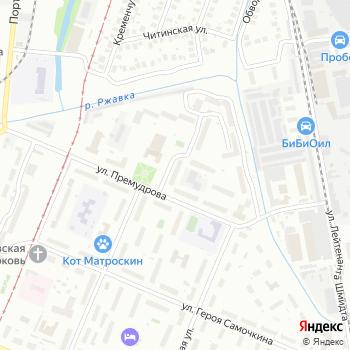 Почта с индексом 603034 на Яндекс.Картах