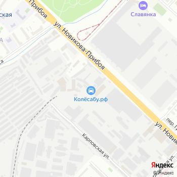 АвтоТрансЛайн на Яндекс.Картах