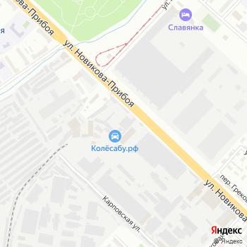 ЛС-Авто на Яндекс.Картах