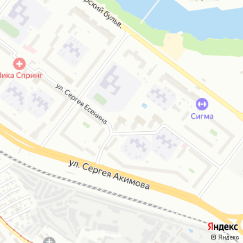 Почта с индексом 603070 на Яндекс.Картах