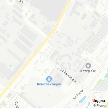 Пума на Яндекс.Картах