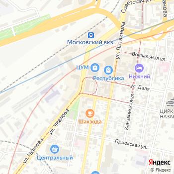 Class на Яндекс.Картах