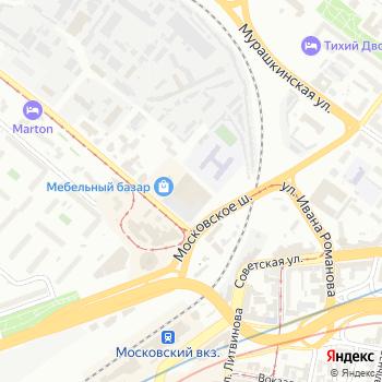 Артис-XXI век на Яндекс.Картах