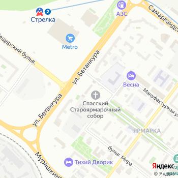 Православное слово в Нижнем Новгороде на Яндекс.Картах