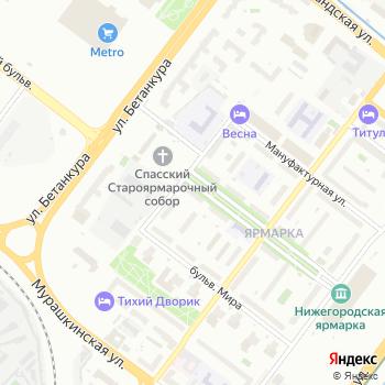 Потенциал на Яндекс.Картах