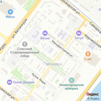 Детский сад №54 на Яндекс.Картах