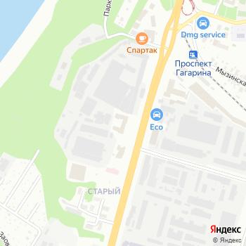 ПожИнженеринг на Яндекс.Картах
