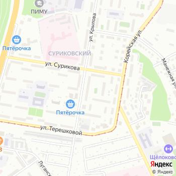 Острова на Яндекс.Картах