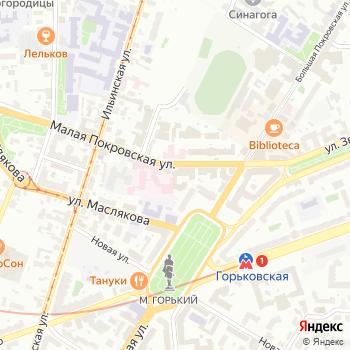 Банкомат на Яндекс.Картах